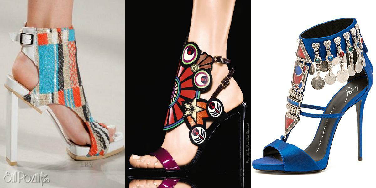 sandale boho motive traditionale 2015